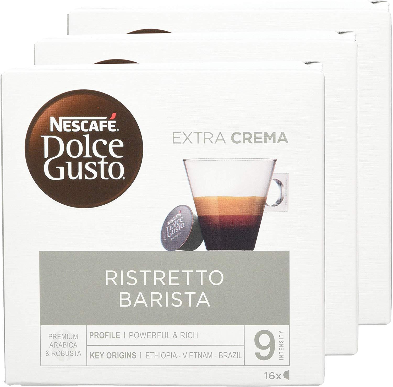 Nescafe Dolce Gusto Espresso Barista PK3