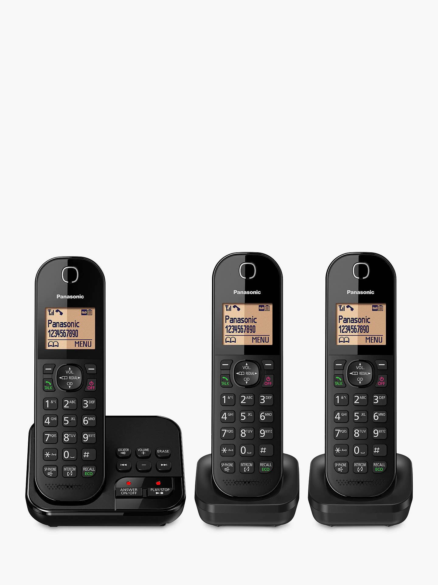 DECT Phone TAM and Call Blocking Trio