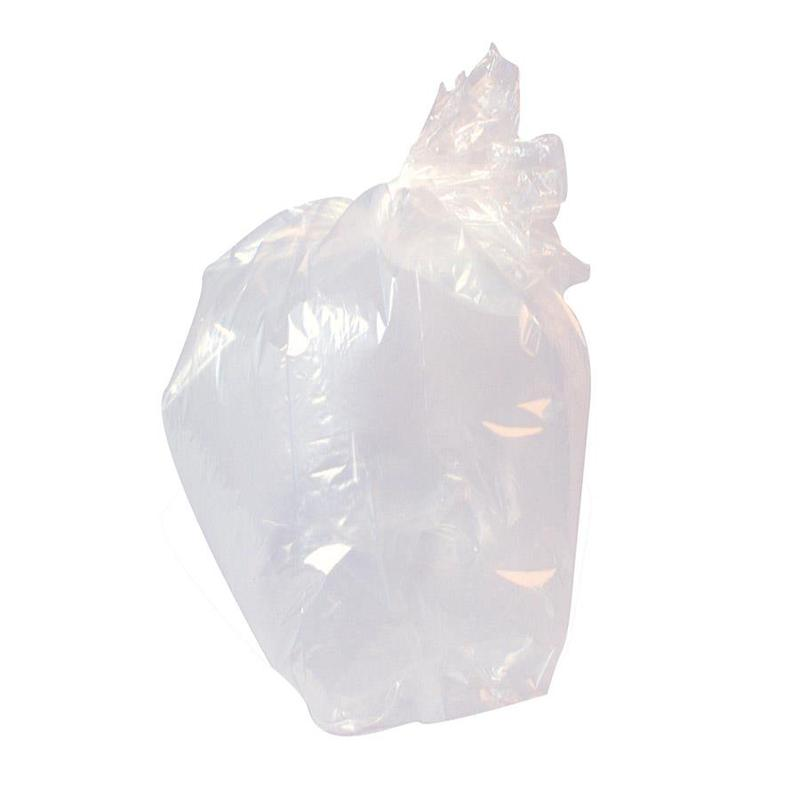 Bin Bags & Liners ValueX Refuse Sack 15kg Clear (Pack 100)
