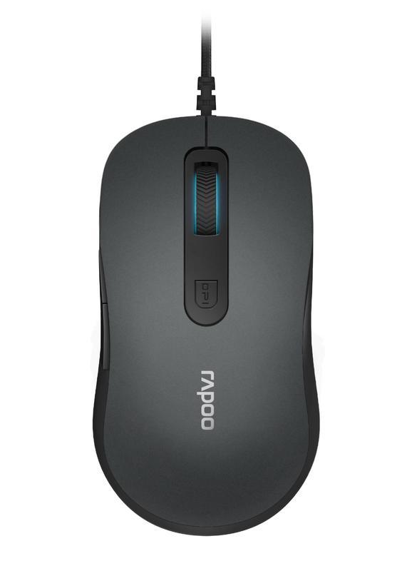 N3610 USB Optical 1000 DPI Mouse