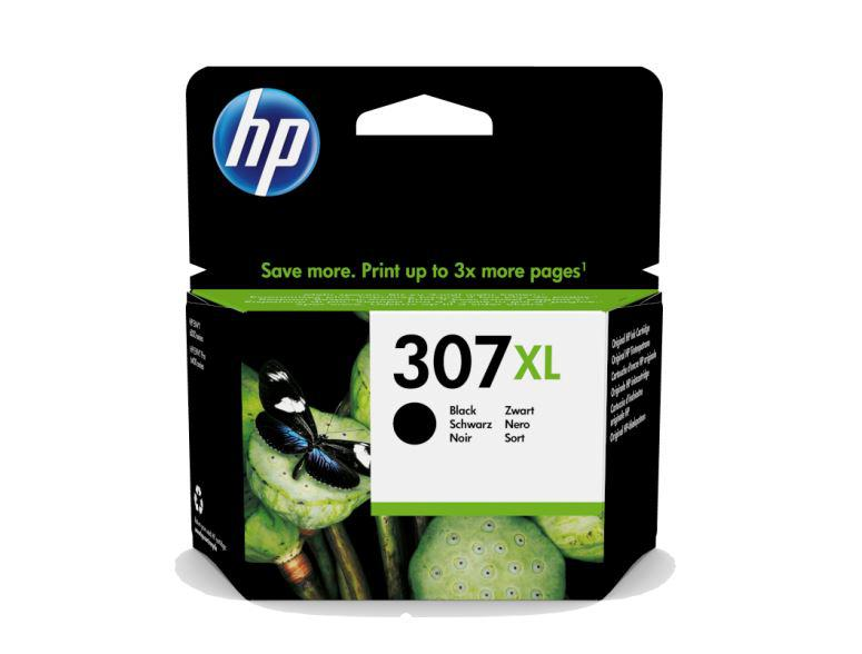 Printheads HP 3YM64AE 307XL EX HIGH BLACK INK 400PG