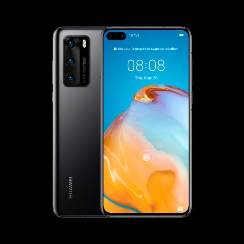 Mobile Phones Huawei P40 Pro 5G 256GB Black