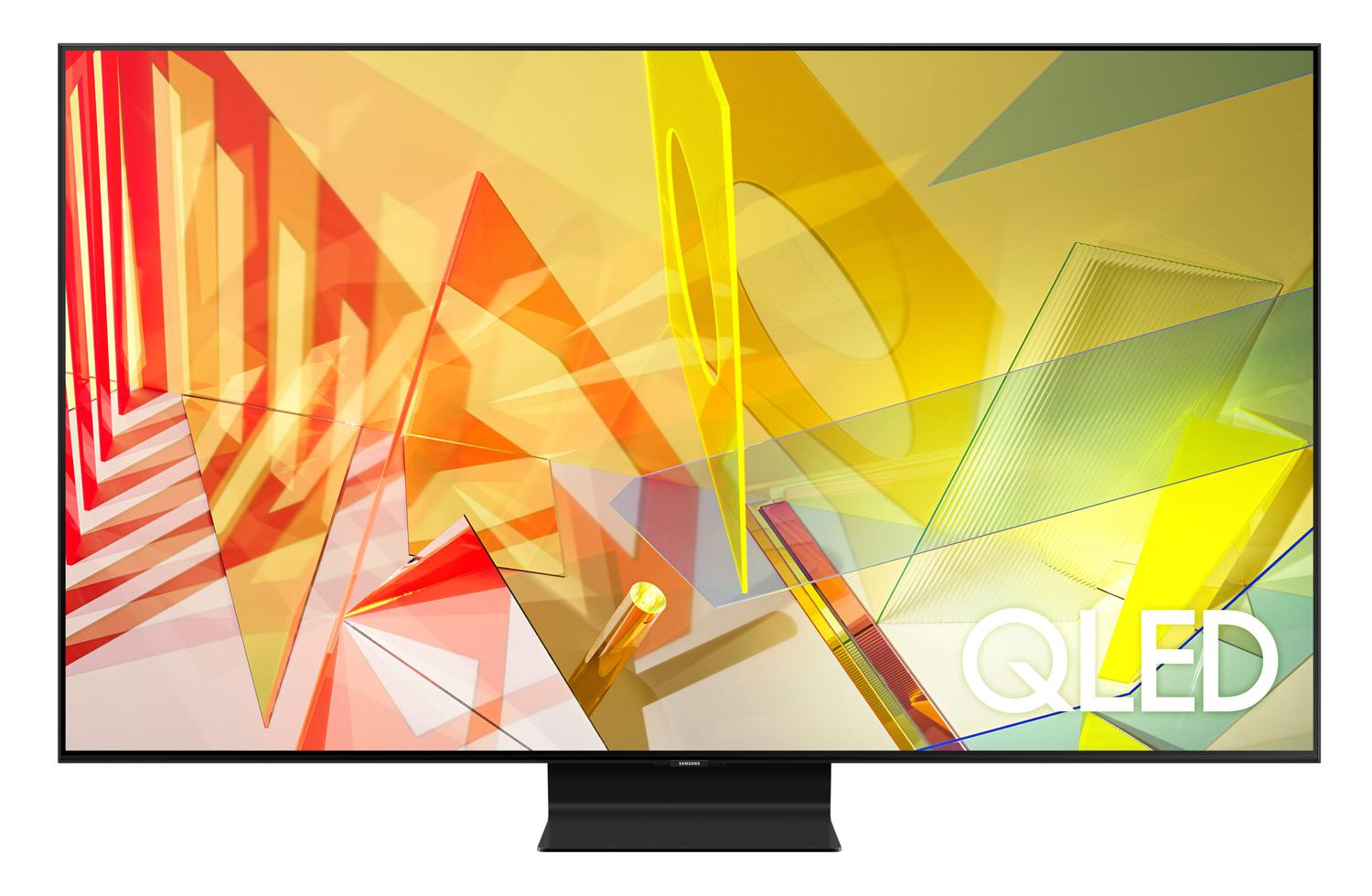 Televisions & Recorders Q95T 55in QLED 4K HDR Silver Smart TV