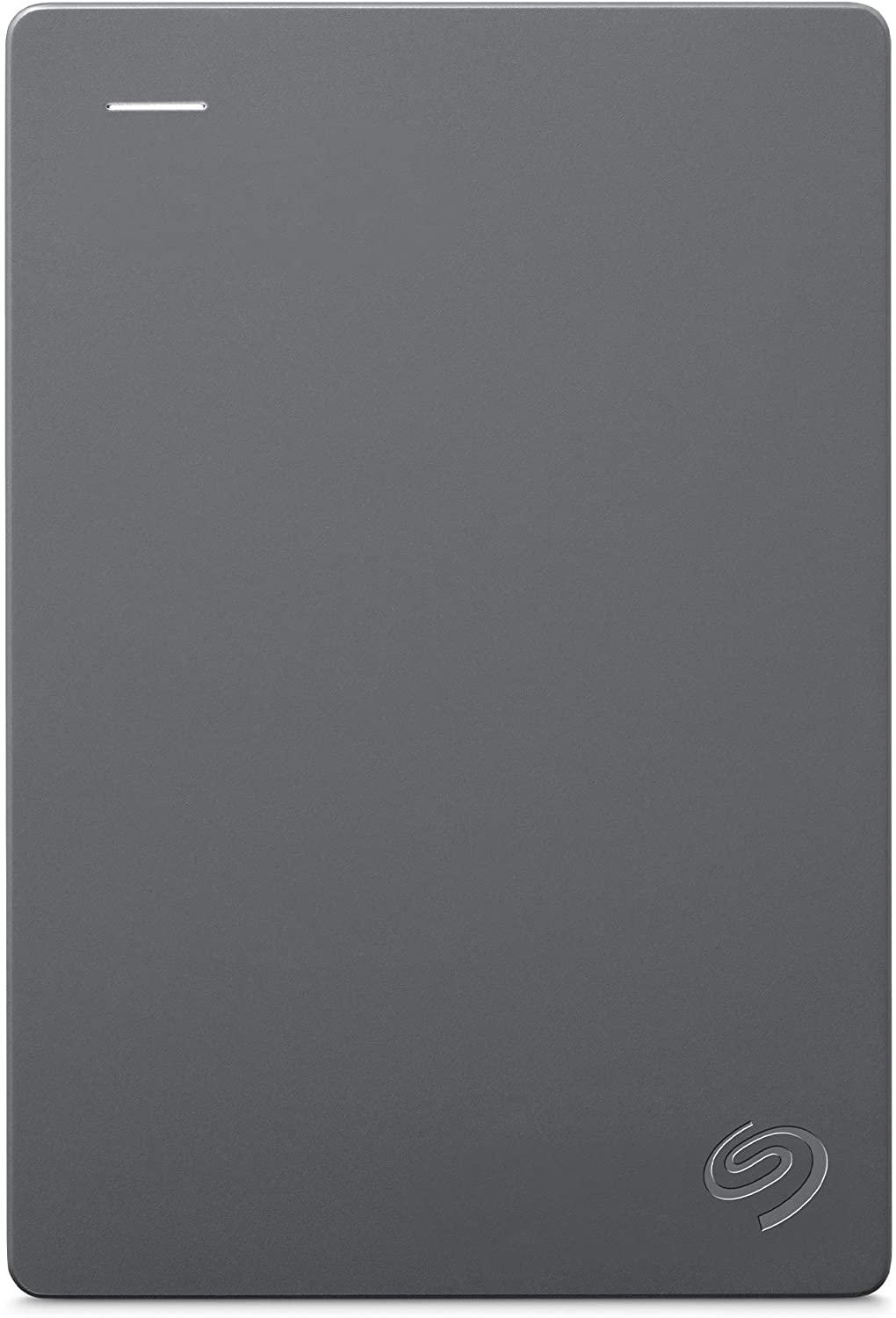 Hard Drives 1TB Basic USB3 Grey 2.5in Ext HDD