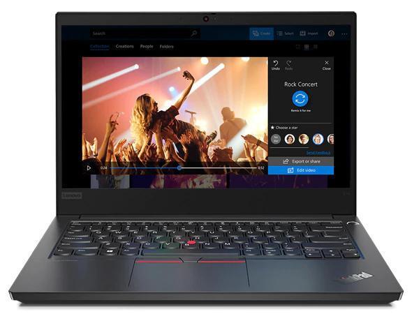Laptops E14 14in Core i7 16GB 512GB SSD W10 Pro