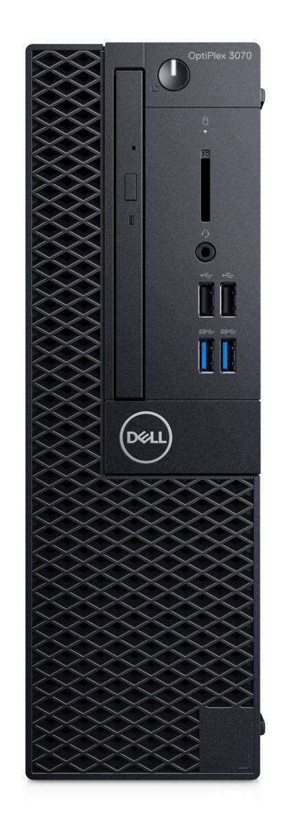 Desktops Opti 3070 i3 9100 4GB 1TB W10Pro SFF PC