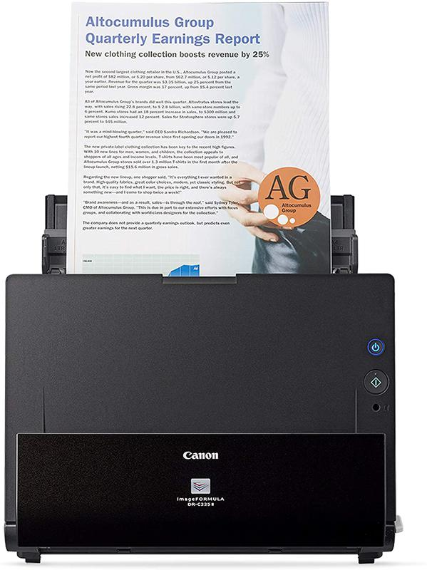 Scanners DRC225II A4 DT Workgroup Document Scanne