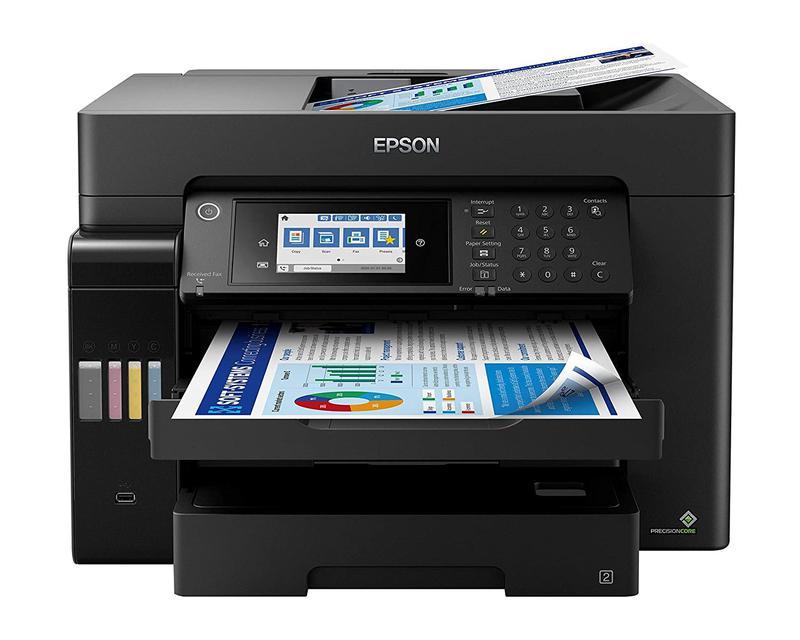 Inkjet Printers EcoTank ET 16650 Inkjet A3 Plus Printer