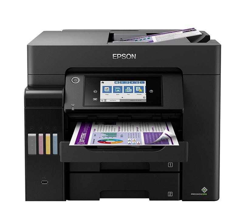 Multifunctional Machines EcoTank ET5850 Inkjet A4 WiFi MFP