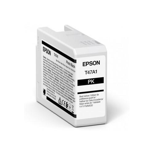 Inkjet Cartridges Epson Photo Black T47A1 Pro10 Ink C 50Ml