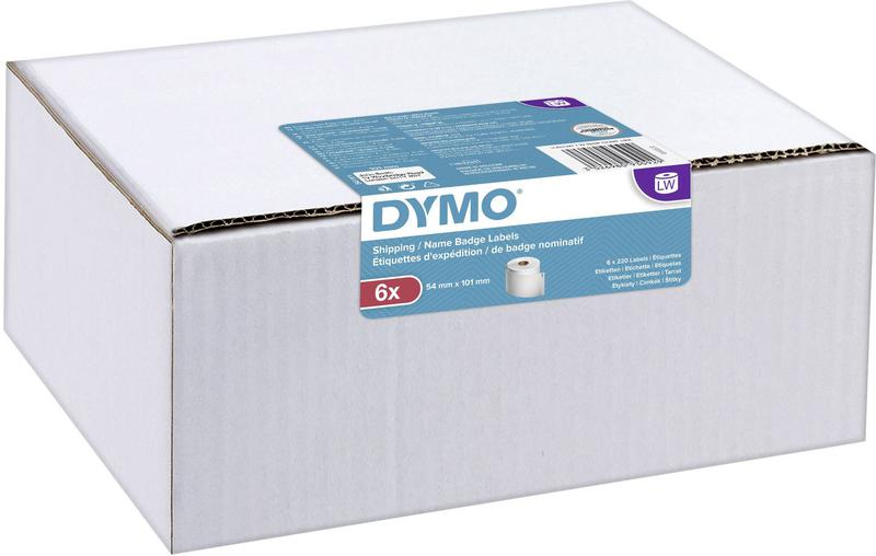 Labelling Tapes & Labels Dymo Label Writer Shipping Labels 54mm x 101mm