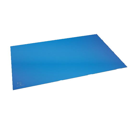 Desk Mats Exacompta CleanSafe Deskmate 59x39cm Blue