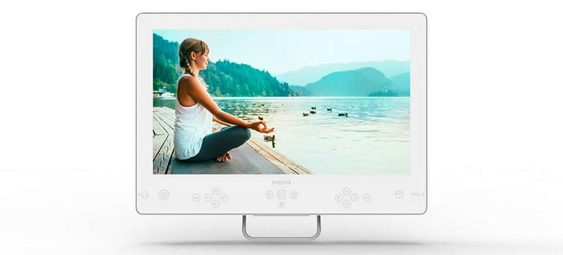 Televisions & Recorders Philips 19HFL5014W 19 Inch HD Pro TV