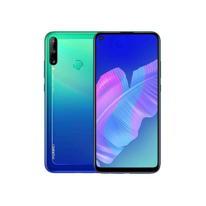 Mobile Phones Huawei P40 lite E 4GB 64GB Aurora Blue