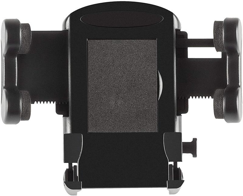 Accessories Vent Fit Car Smartphone Holder Black