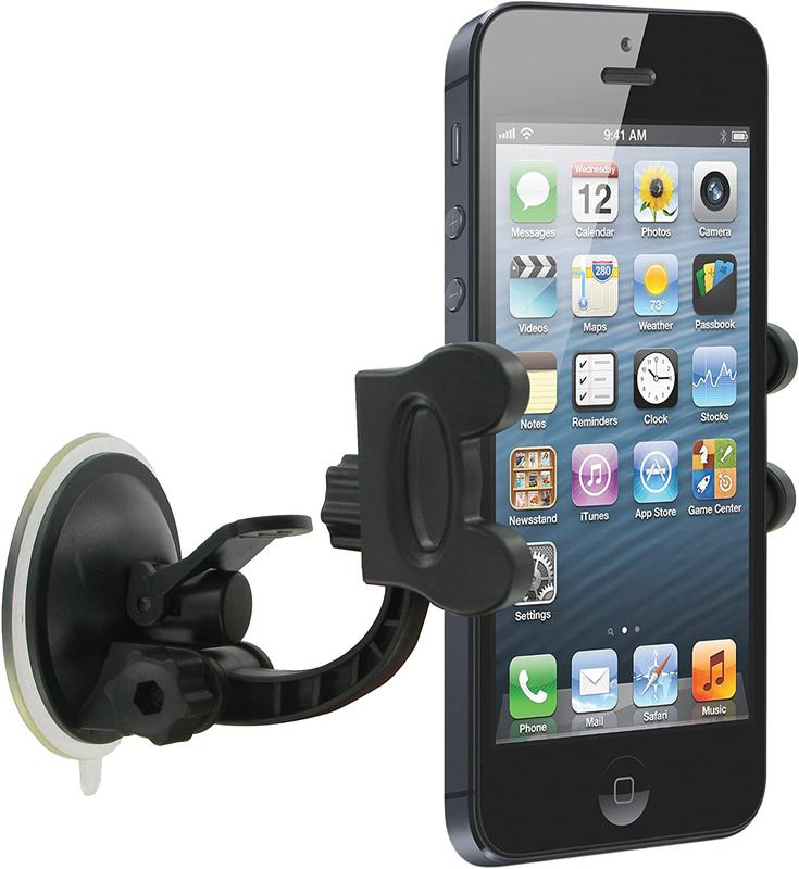 Accessories Multi Fit Suction Smartphone Holder