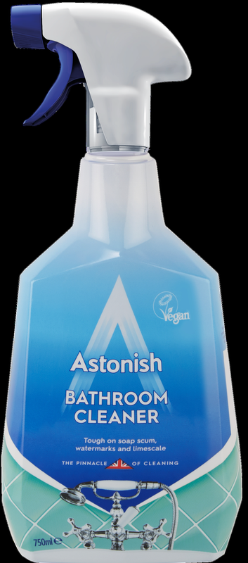 Value Bathroom Cleaner 750ml