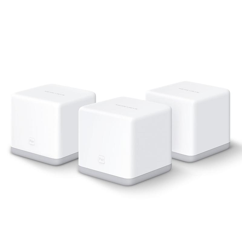 Cables & Adaptors 300 Mbps Whole Home Mesh WiFi 3 Pack