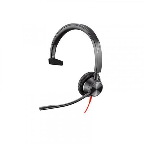 Headsets POLY Blackwire 3310 Headset USB A