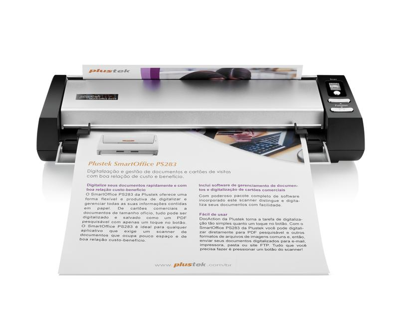Scanners Plustek Mobile Office D430 Scanner