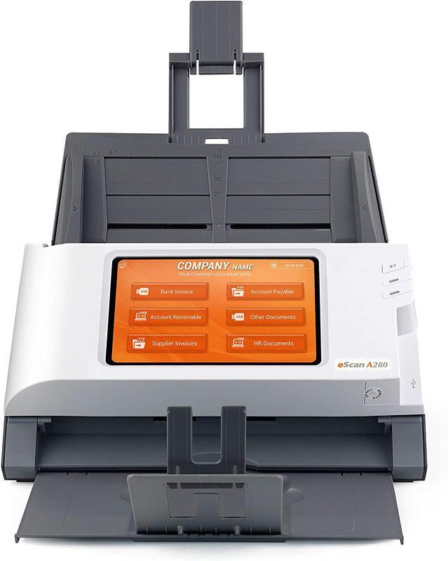 Scanners Plustek eScan A280 Essential Scanner