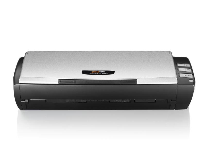 Scanners Plustek MobileOffice AD480 Scanner