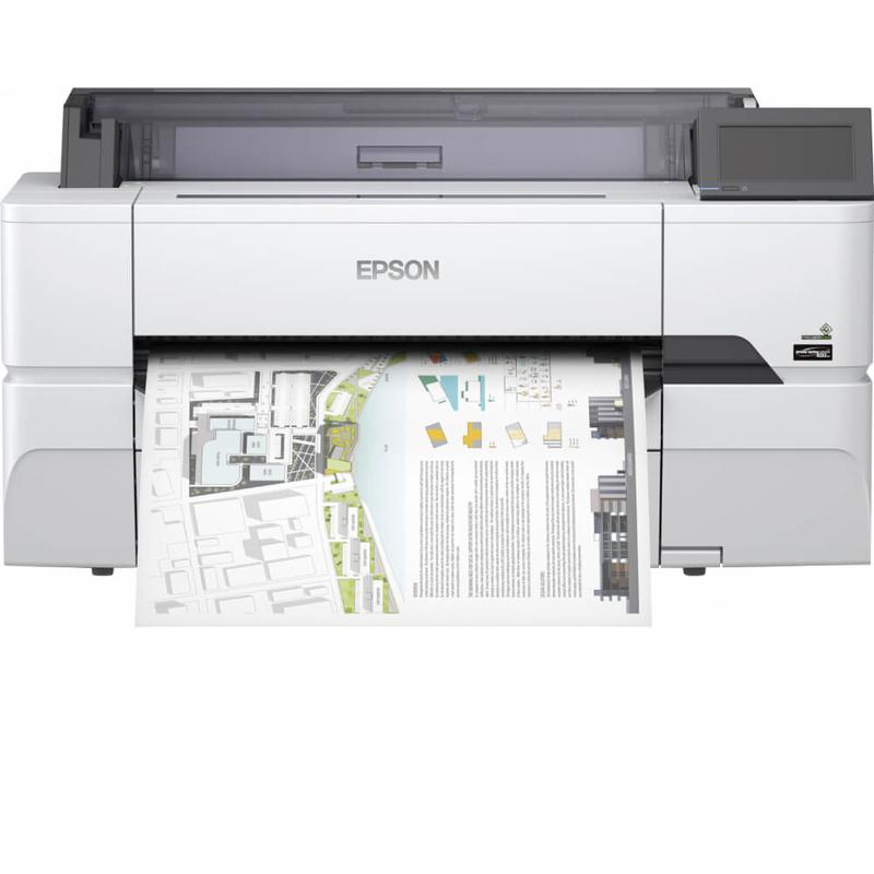 Inkjet Printers Epson SCT3405N A1 LFP Printer No Stand