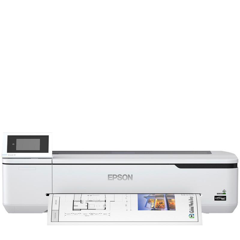 Inkjet Printers Epson SCT2100 A1 LFP Printer No Stand