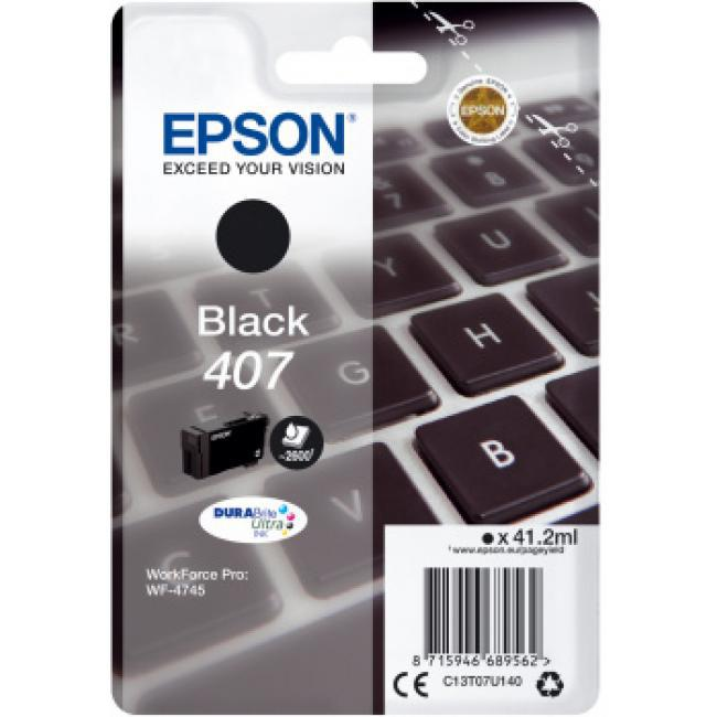 Printheads EPSON WF4745 BLACK XL INK CART