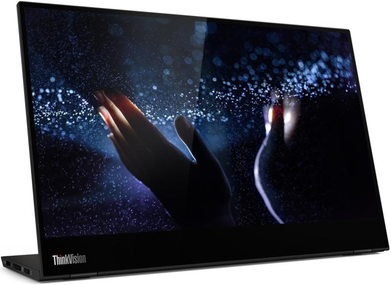 Monitors ThinkVision M14t Touch Portable Monitor