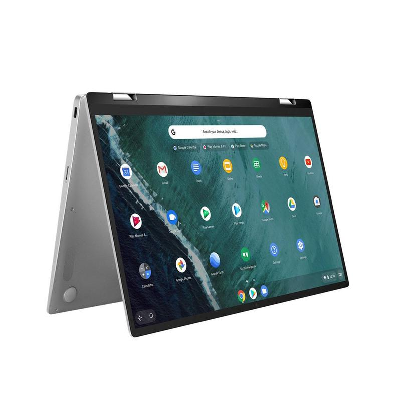Laptops Asus Touch Chromebook 14in i5 8GB 64GB