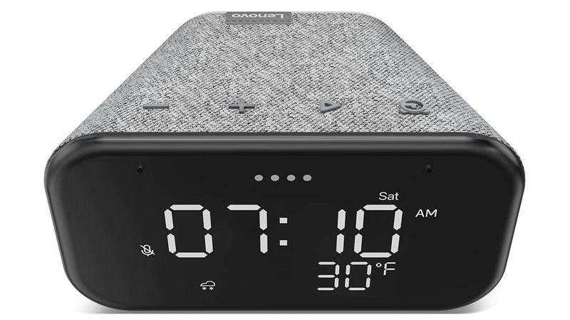Smart Clock Essential with Google Assist