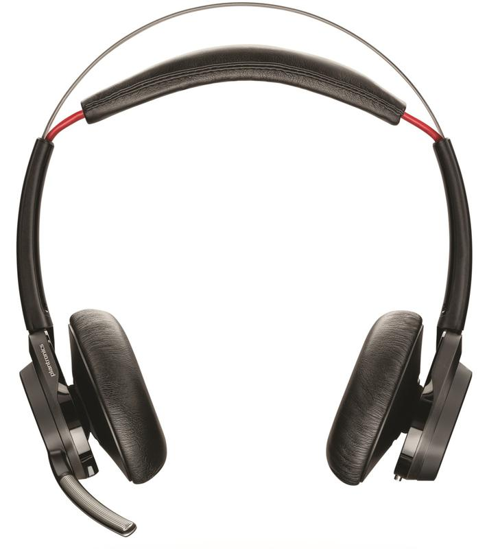 Headsets Voyager Focus B825 Stereo Headset
