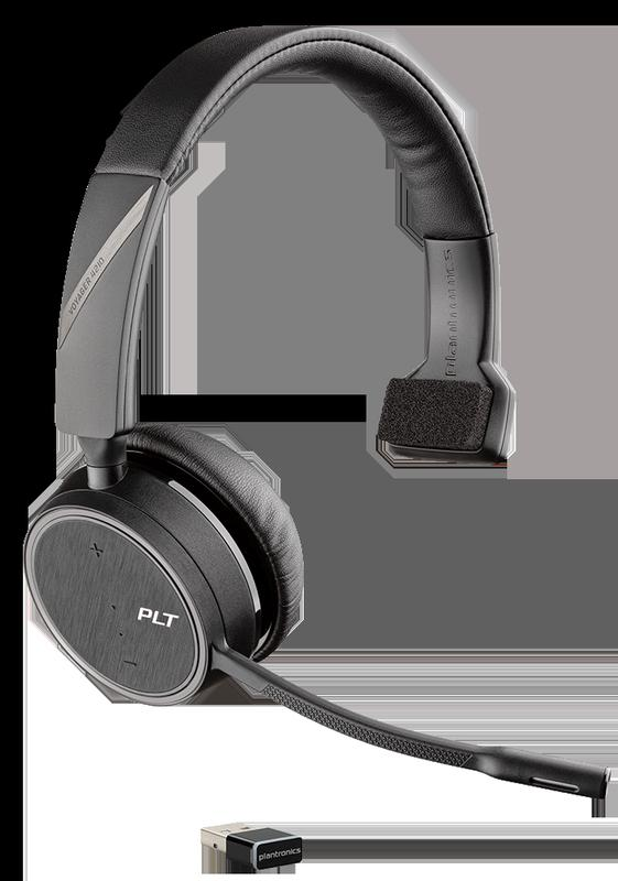 Headsets Voyager 4220 Office 2 Way USB C Headset