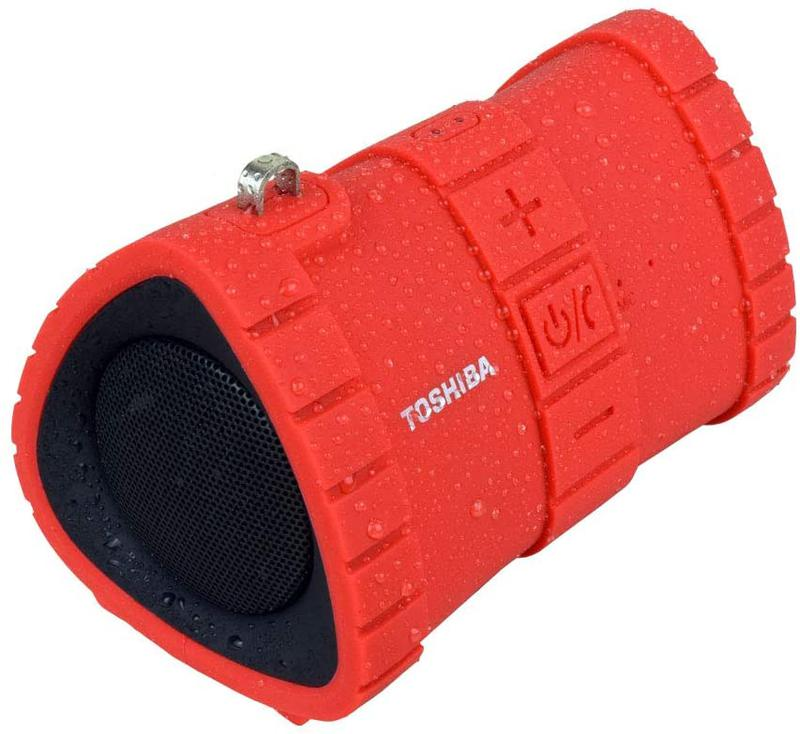 Speakers Sonic Dive 2 Bluetooth Speaker Red