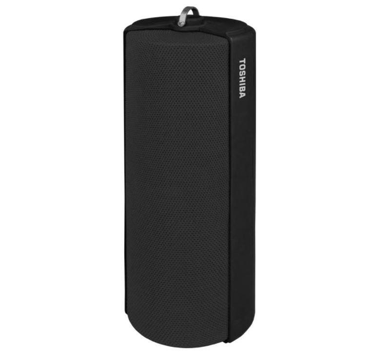 Speakers Toshiba Bluetooth Fabric Speaker Black