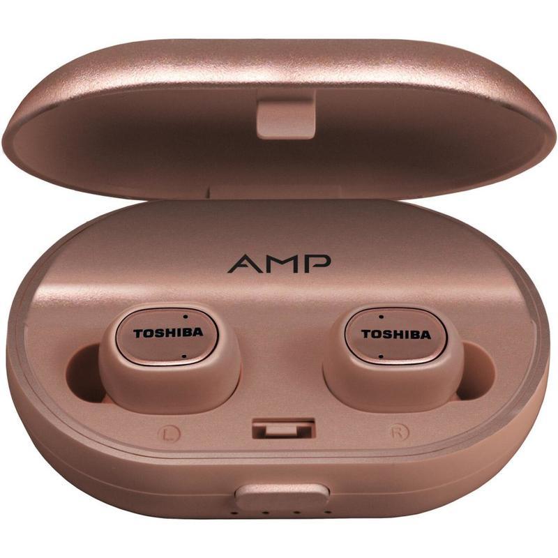Accessories BT900E True Wireless Earbuds Rose Gold