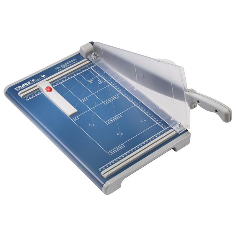 Dahle Guillotine A4 Cutting Length 340mm Blue 560 D56021340
