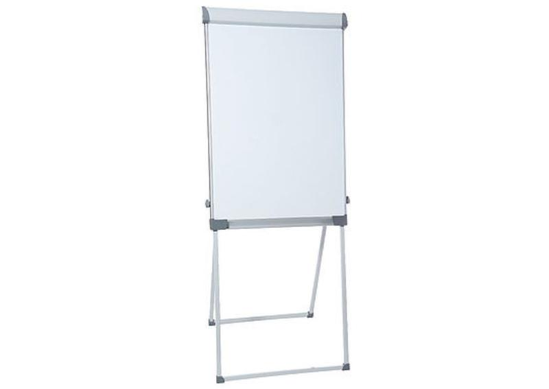 Dahle Personal Flipchart Easel Magnetic 680x1050mm Grey D01115731