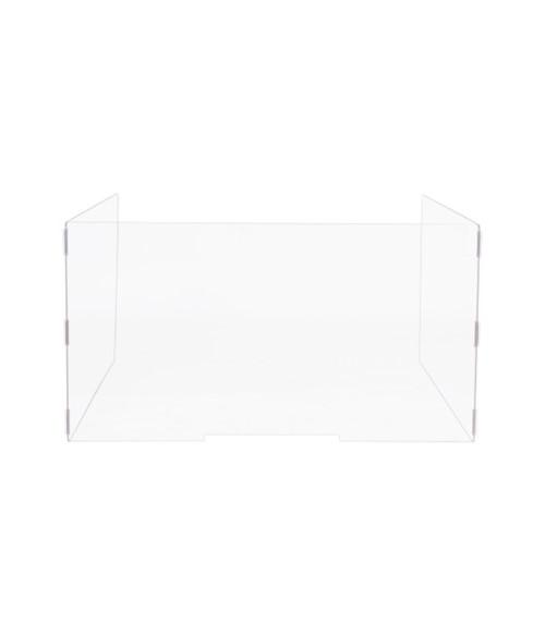 Bi Office Acrylic divider protector screen 1000x 800 pk 3