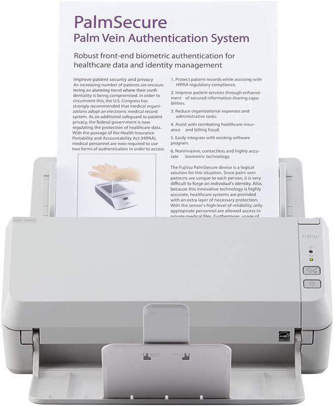 Scanners SP1120N A4 Duplex ADF Office Scanner