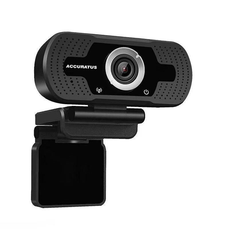 Webcams Accuratus V16 USB Full HD 1920 x 1080p Webcam