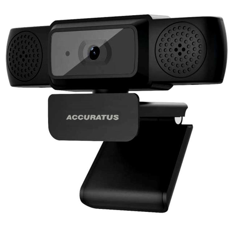 Webcams Accuratus V800 USB Ultra HD 4K 3840 x 2160 Webcam