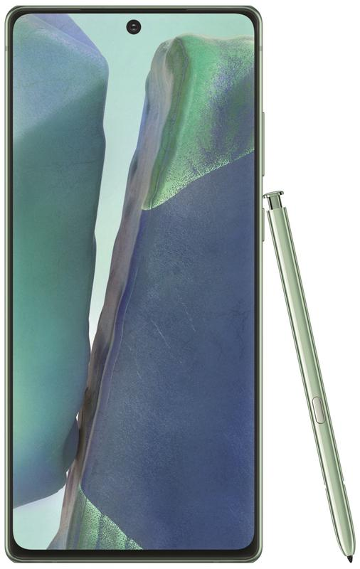 Tablets Samsung Galaxy Note 20 4G 256GB Green