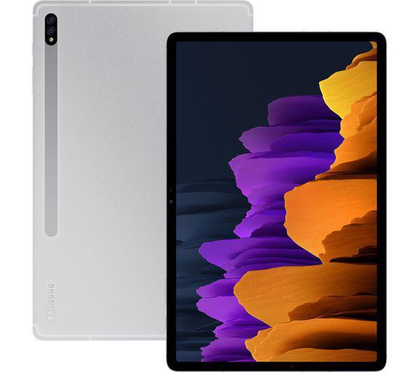 Tablets Galaxy Tab S7 Plus WiFi 6GB 128GB Silver