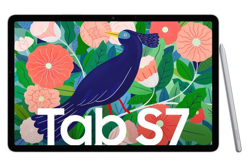 Tablets Samsung Galaxy Tab S7 LTE 128GB Silver