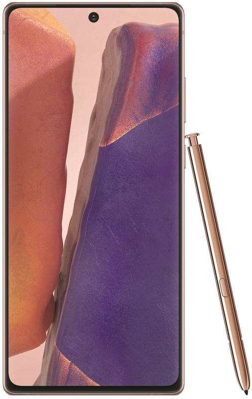 Tablets Samsung Galaxy Note 20 4G 256GB Bronze