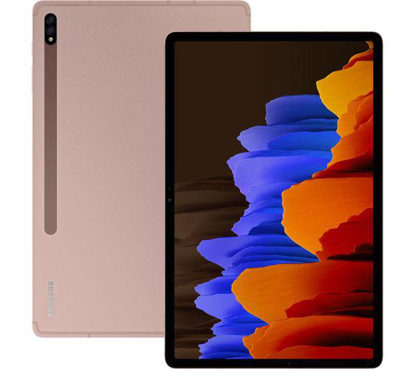 Tablets Galaxy Tab S7 Plus 5G 6GB 128GB Bronze