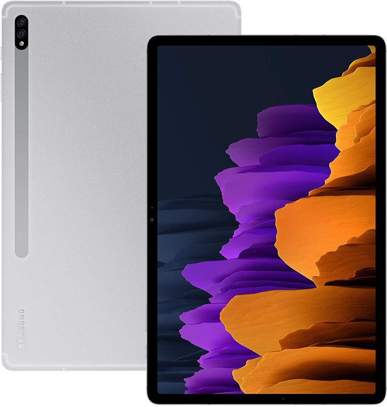 Tablets Galaxy Tab S7 Plus 5G 6GB 128GB Silver