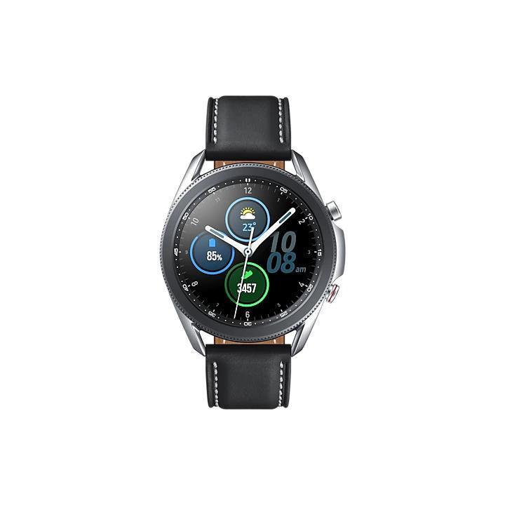 Galaxy Watch 3 45mm LTE Mystic Silver
